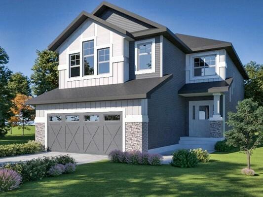 Specifications: Bedrock Homes   Home Builder in Edmonton, Spruce